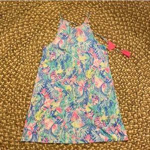 Lilly Pulitzer Mermaids Cove Margot Dress